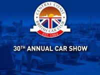 30th Annual CCBCC Car Show