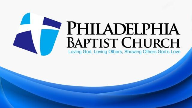 Sunday, September 26, 2021 - Morning Worship Service
