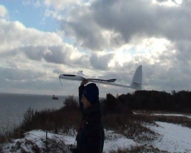 Slope Flying Mechelinki