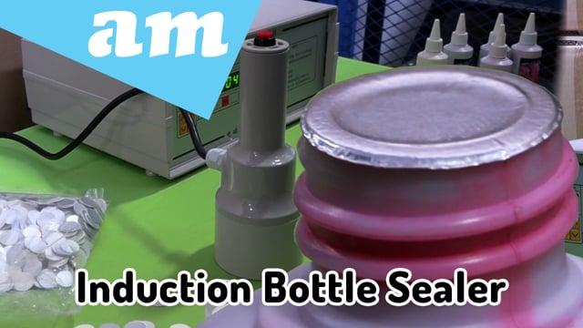 New Induction Bottle Sealer Provides Great Packaging Quality, Aluminum Foil Seal Bottle Cap Liners
