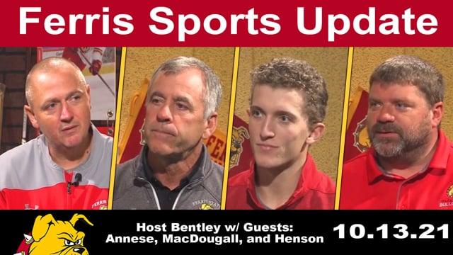 Ferris Sports Update 10.13.21
