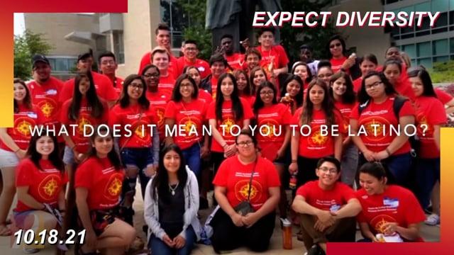Expect Diversity 10.18.21