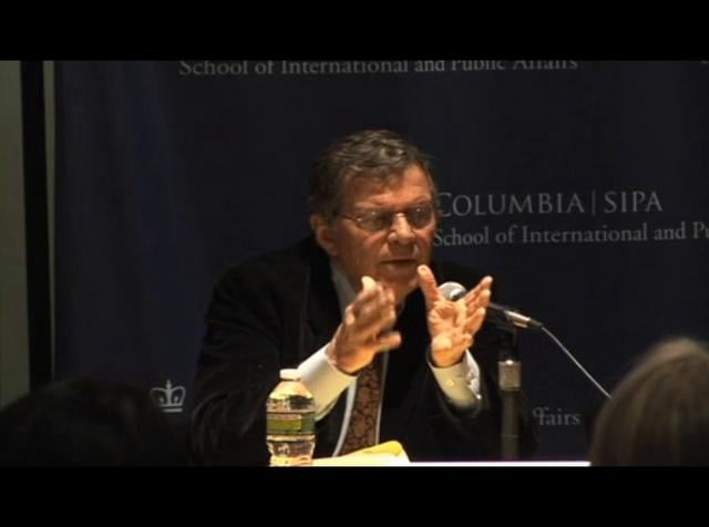 This event occurred on March 8, 2011.<br /> <br /> This event explores the wider experience of countries that are attempting democratic transitions, including the