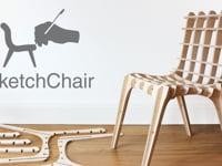 SketchChair Kickstarter Campaign