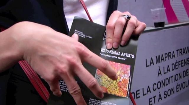 MAPRA, vernissage 20 avril ©ARTISTES ABORIGÈNES - Diapo®ART