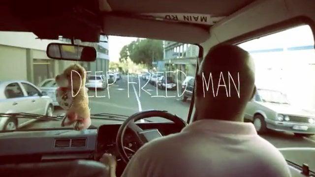 Deep Fried Man – A Taxijam