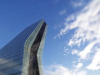 One day around the tower (Zaha Hadid)