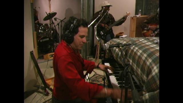 """Mitch Woods with Fats Domino alumni """"Crescent City Flyer"""""""
