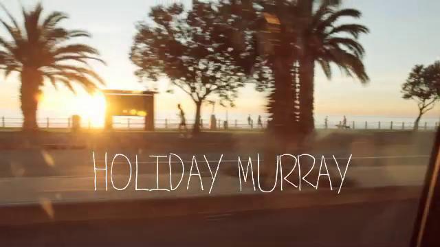 Holiday Murray – An iPad Taxijam