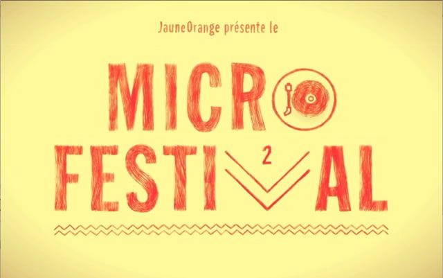Le Microfestival '11
