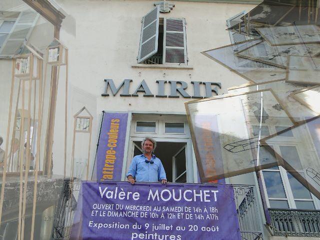 VALERE MOUCHET à l'ATTRAPE COULEURS jusqu'au 20 août