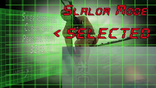 GoPro HD: Slalom Mode