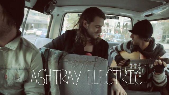 Ashtray Electric – A Taxijam