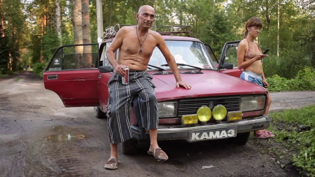 Adad Hannah (Canada) - Russian KAMA3