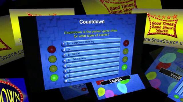 Ultimate Countdown-Fun Interactive Game Show
