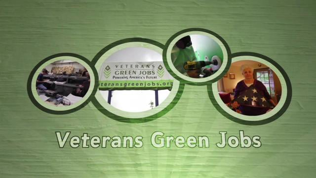 Success Stories of Weatherization: Vets Green Jobs