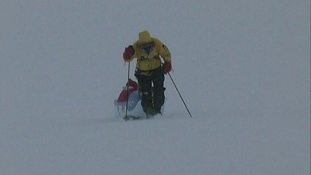 Dag 4 op weg naar de Zuidpool