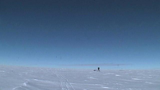 Vliegeren vanaf de Zuidpool