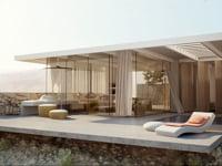 Desert Villa - Architecture Simulation
