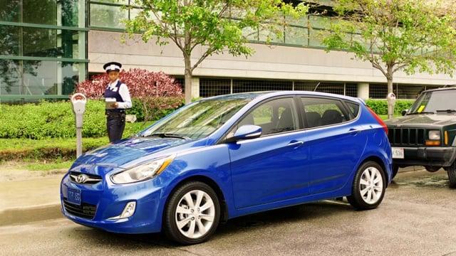 Hyundai spot