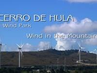 Cerro de Hula Wind Park: Wind in the Mountains