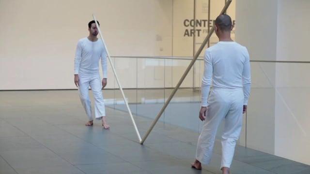 """MoMA Behind the Scenes """"Trisha Brown Dance Company"""""""