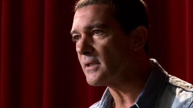 MoMA | Antonio Banderas Sends His Regrets to Pedro Almodovar