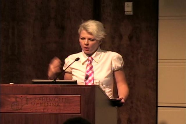 Deanna Zandt, Wednesday, October 26, 2011