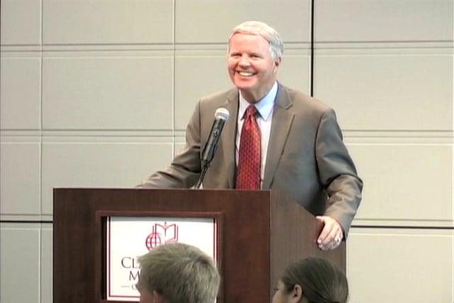 Tom Campbell, Friday, September 30, 2011