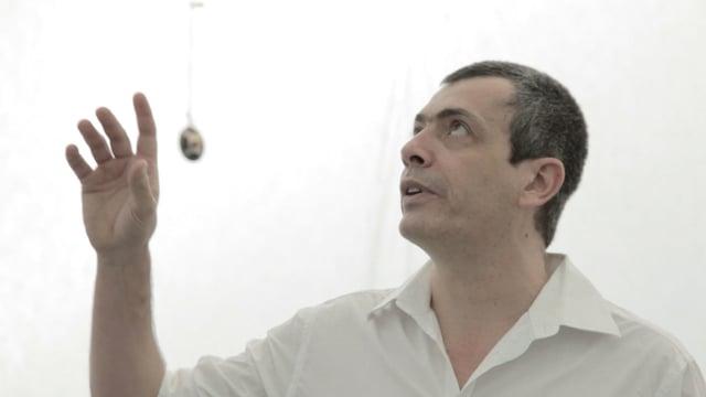 "MoMA Behind the Scenes ""Carlito Carvalhosa"""