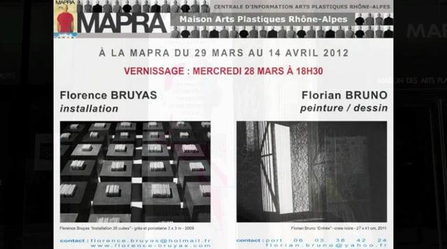 Du 29 mars au 14 avril à la MAPRA