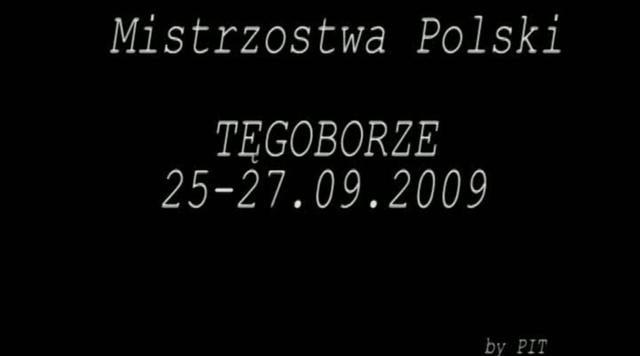 Mistrzostwa Polski F3F 2009 Tęgoborze