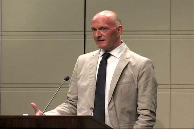 John Bradley, Monday, October 31, 2011