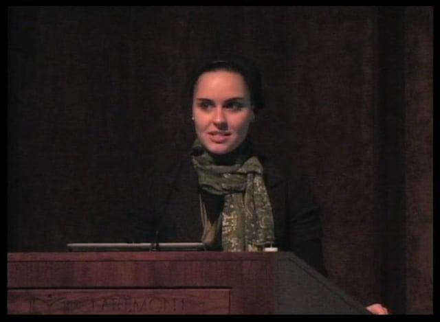 Ameena Mirza Qazi, Monday, February 6, 2012