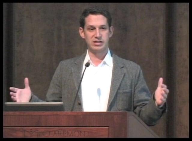 Daniel Lurie, Monday, February 13, 2012
