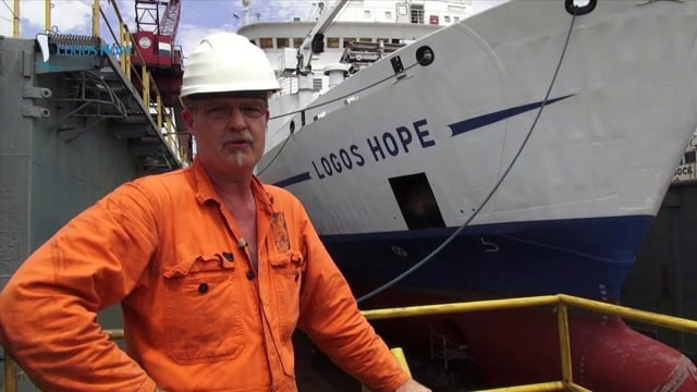 Dry Dock: Harald Smit