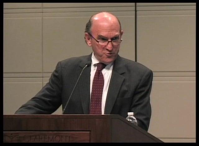 Elliott Abrams, Monday, March 19, 2012