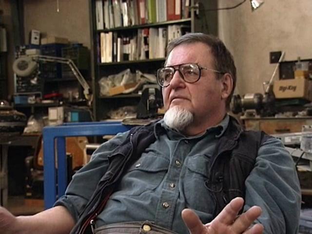 Woody Vasulka / Revolution and subversion in media practices / 1997