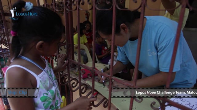 Challenge Team: Malou Salonga, Philippines