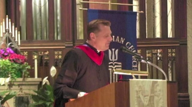 Father Pfleger's Commencement Address, May 5th, 2012