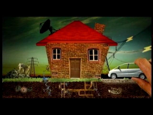 Eco House Opener