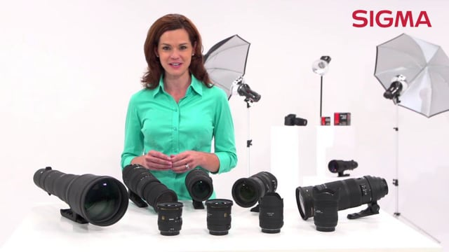 Behind the Scenes: Sigma lenses for Pro Video