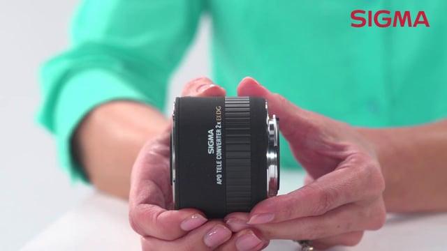 The Sigma 2.0X Teleconverter EX APO DG