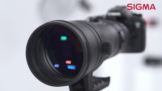 The Sigma 500mm F4.5 EX DG APO HSM