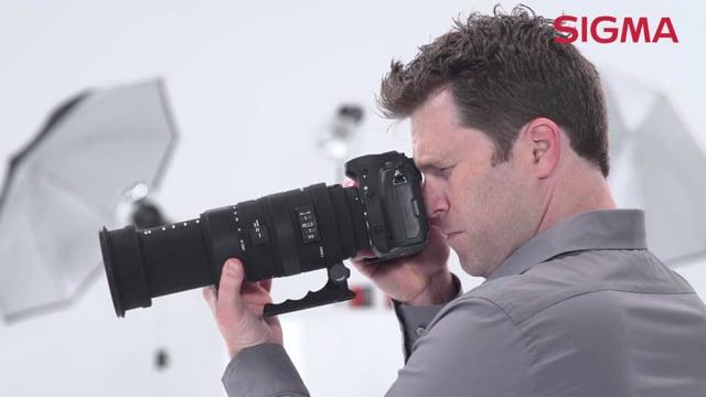 The Sigma 50-500mm F4.5-6.3 APO DG OS HSM zoom lens