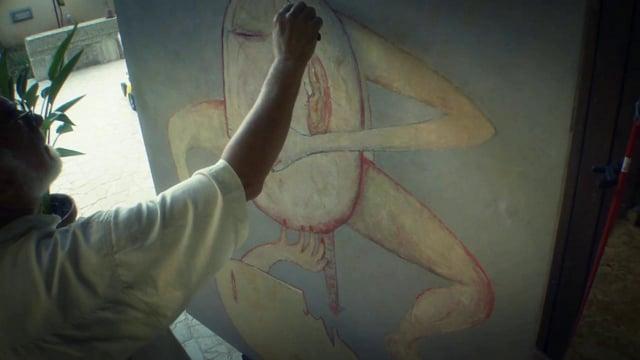 Arnaldo Miccoli: Famoso pittore di fama internazionale