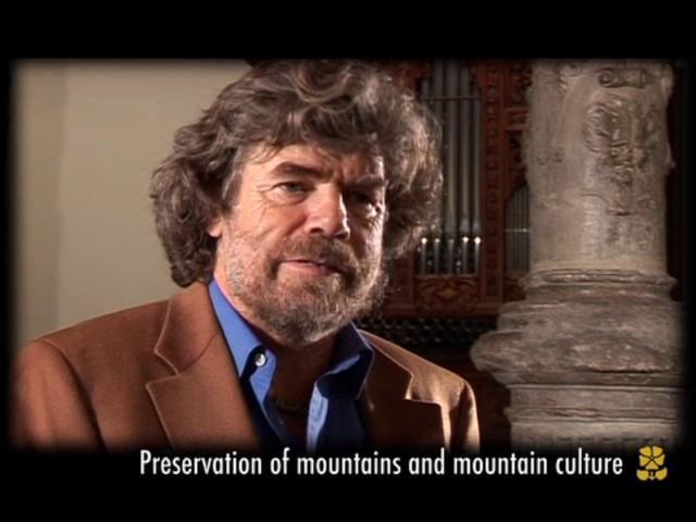 Reinhold Messner interview