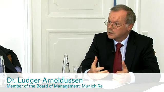 Munich Re Expertenrunde