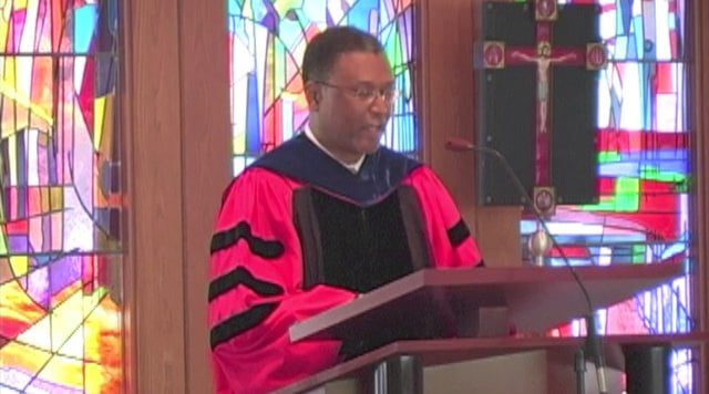 Convocation and Dr. David Daniels Installation