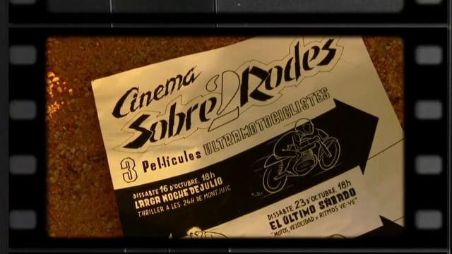 CINEMA SOBRE 2 RODES